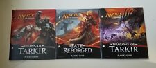 MTG Player's Guide KHANS OF TARKIR FATE REFORGED DRAGONS OF TARKIR LOT OF 3