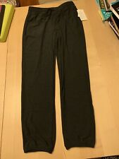 """Old Navy """"Breathe On� Joggers, Black, Girls 10-12, Relaxed Fit, Nwt!"""