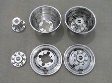 "16"" 04-17 Chevy Express / GMC Savana 3500 / 4500 Dually Wheel Covers"