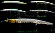 FISHING LURE , LITTLE JACK SAYORIS x 5 /155mm - 24g TOP WATER PENCIL STICK BAIT