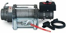 WARN 17801 M12000 12000 lb Premium Series Winch 4.6HP Roller Fairlead 125' Cable
