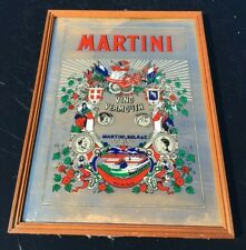 More details for mirror martini vintage advertising mirror bar man cave pub cafe she shed