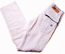 G-STAR Womens Jeans W29 L34 White Cotton Straight  DT04