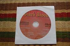 BEST OF GARTH BROOKS KARAOKE CDG NEW $19.99 SSKU928 CD+G COUNTRY MUSIC