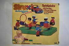 Carrera Struxi Kinderbahn Kinderrennbahn Spielplatz mit Glocke 10610 mit OVP