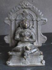 ANCIENNE Statuette en Bronze, INDE