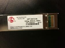 F5 NETWORKS OPT-0012-00 XSFP 10GIG TRANSCEIVER