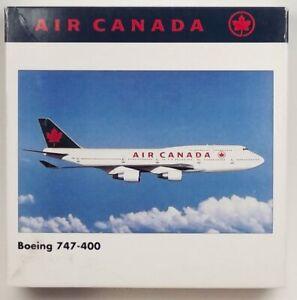 Herpa Wings 500739 Air Canada Boeing 747-400 1/500 Scale Diecast Model