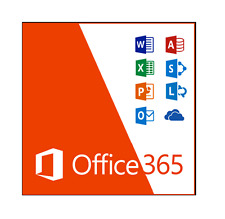 Microsoft Office 365 2016 LIFETIME Subscription 5 Devices for Windows Mac Mobile