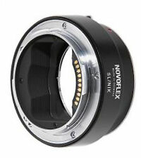 Leica SL T Adapter für Nikon E Objektive an SL T Kameras Novoflex SL/NIK