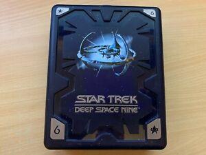Star Trek Deep Space Nine Season 6 The Sixth Series Limited Edition (DVD 7-Disc)