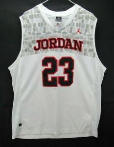 Nike Air Jordan Dri-Fit Basketball Jersey Mens XL Michael Jordan
