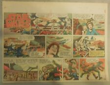 Star Wars Sunday Page #58 by Russ Manning from 4/13/1980 Large Half Page Size!
