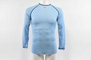 Verge Women's Elite Long Sleeve Cycling Base Layer Blue XLarge NOS