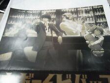 Sunrise Cowboy Bebop Cafe's Limited Mini Size Poster Used