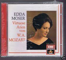 EDDA MOSER CD NEW MOZART ARIAS SAWALLISCH/ HAGER/ SCHOENER