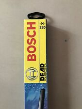 3397011306 Bosch H330   REAR WIPER BLADE  330 MM X 1