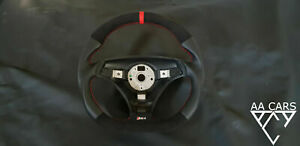 Steering Wheel AUDI A4 B5 S4 RS4 S-Line TT MK1 Flat Bottom extra THICK