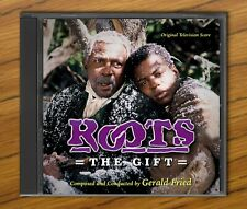 ROOTS: THE GIFT Gerald Fried RARE TV SCORE IN STEREO