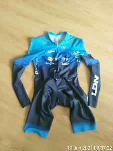 Rapha Custom LDN TT Aero Speedsuit S