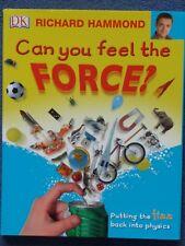 Richard Hammond: Can You Feel the Force? SIGNED hardback
