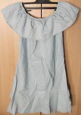 Motel Rocks Rosella Dress Wilma Wash Blue Denim BNWT Size: Small