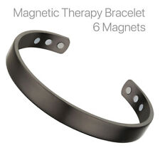 Magnetic Copper  Energy Therapy Bracelet Bio Arthritis Pain Relief Mens Women US