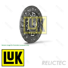 Clutch Friction Disc Plate for Citroen Peugeot Fiat Renault:DUCATO,JUMPER
