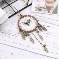 Handmade Dream Catcher Feather Wall Car Hanging Decoration Ornament Craft Gift
