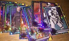 Star Wars The Last Jedi All 32 Foil Cards
