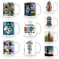 Doctor Who Mug Who I Am Missy Tardis Police Box Mr Men Tea Coffee Official