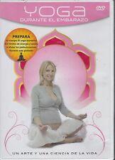 DVD -Yoga Durante El Embarazo NEW Un Arte Y Una Ciencia De La Vida FAST SHIPPING