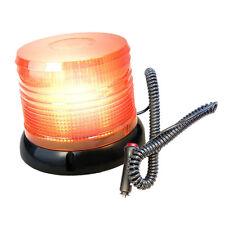HQRP Strob lámpara amarilla 12V de emergencia con base magnética para coche