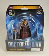 Doctor Who series 5 Francesco the Vampire Action Figure (unopened)