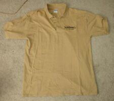 Skagway Brewing Company Alaska Large Polo Shirt