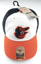 Baltimore Orioles '47 Franchise Genuine MLB FITTED Unstructured Twill Hat Cap