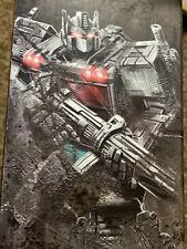 Transformers Netflix War for Cybertron Nemesis Prime Leader Class Spoiler Pack