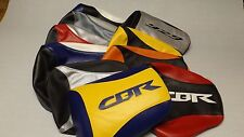 HONDA 2000/2001 CBR 929RR PASSENGER SEAT COVER 8 COLORS TO CHOOSE FROM