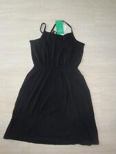 Kleid * Trägerkleid * schwarz * Gr. 134 140 * H&M * NEU * mit BIO 50% Baumwolle
