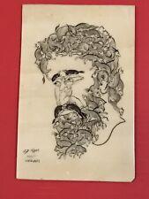 Omoumi Artist Drawing on Resin Fiber Iranian Artist Isfahan