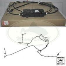 LAND ROVER PARKING BRAKE ACTUATOR MODULE W/ CABLES RANGE SPORT LR4 LR072318 OEM
