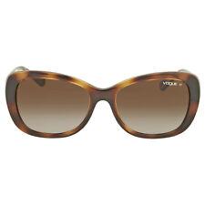 Vogue Polarized Brown Gradient Sunglasses