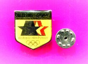 1984 OLYMPIC PIN LA1984 MICHELOB LIGHT WITH SILVER BACK PIN RARE PIN ERROR PIN