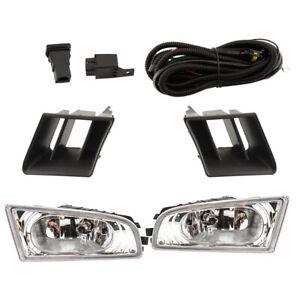 Set Fog Light Lamp Wiring Kit Front Bumper Fit for Honda Civic FD1 FD2 CIIMO