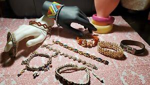 Bracelet Lot Fashion Estate Jewelry