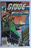 G.I. Joe #50 (Aug 1986, Marvel) Giant-Sized Issue: 1st appearance of Zarana!