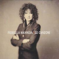 CD Fiorella Mannoia Le Canzoni Harpo HRP 475547 2 ITALY SEMI SIGILLATO