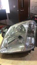 VAUXHALL MERIVA MK1 PASSENGER SIDE HEADLIGHT 03-10 N/S 93294338,(S1202)