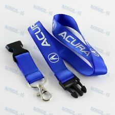 Lanyard Quick Release Key chain for Acura INTEGRA RSX TSX TL JDM Blue Keychain