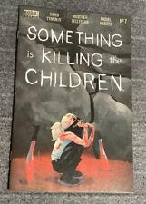 Something Is Killing The Children #7 BOOM! Studies 1st Printing Main Cover